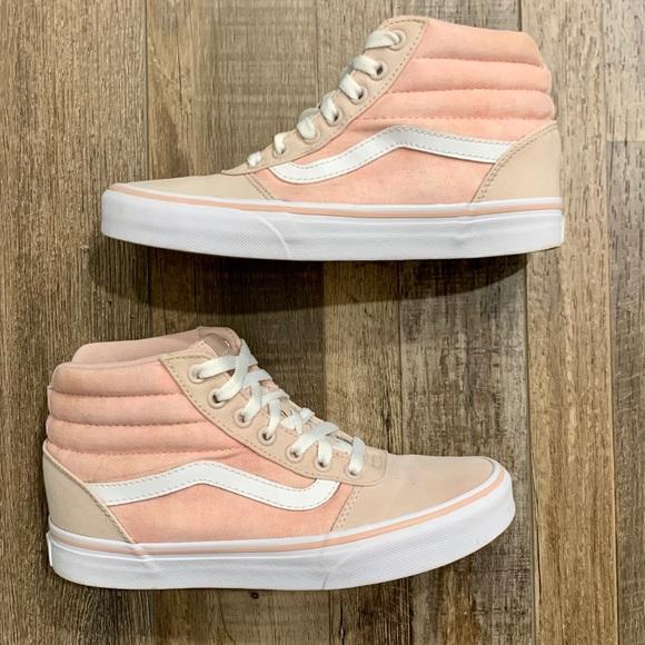 Vans Shoes | Old Skool High Tops | Poshmark
